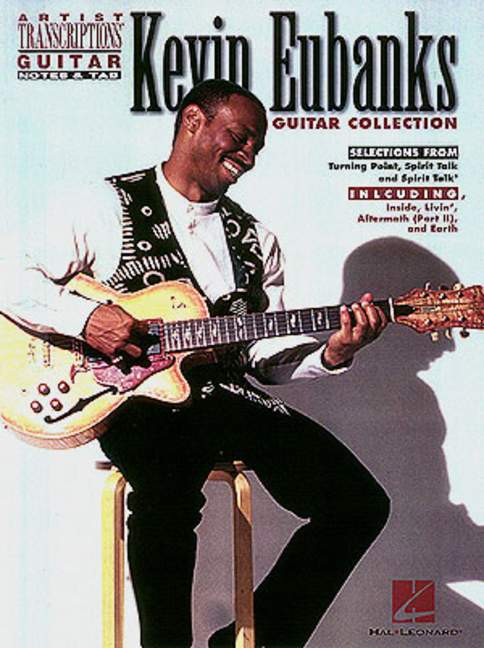 Guitar-Collection-Eubanks-Kevin-Includes-guitar-tablature-performance-book-Git